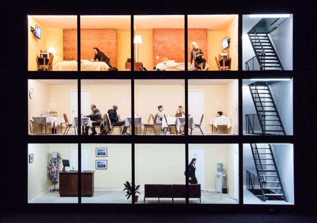 HOTEL STRINDBERG de Simon Stone : amour toxique, désespoir et abîmes