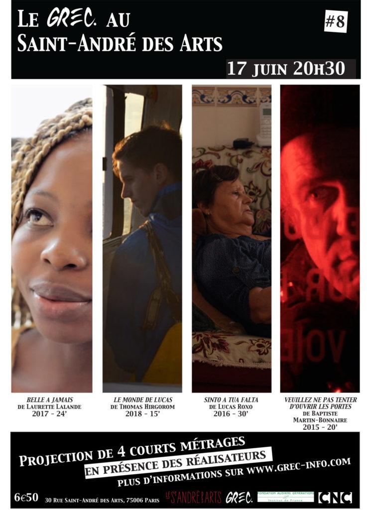 L'agenda cinéma de la semaine du 12 juin