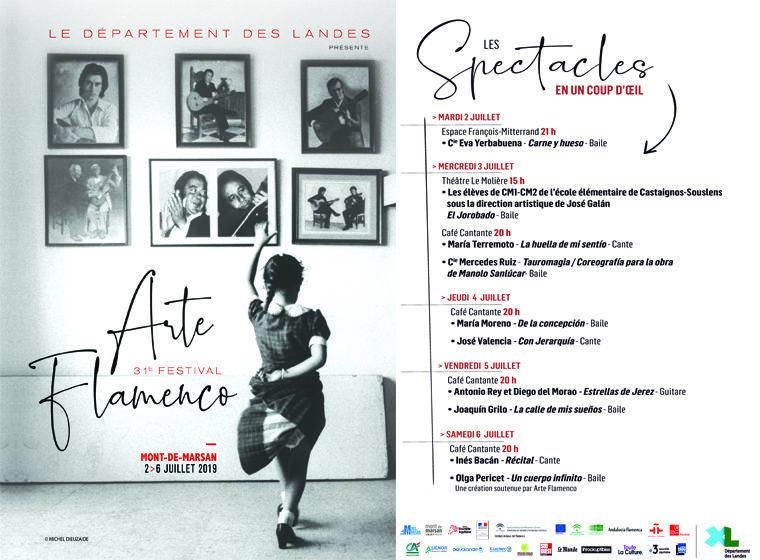 Gagnez 20×1 livre «Arte Flamenco, 30 ans de ferveur»