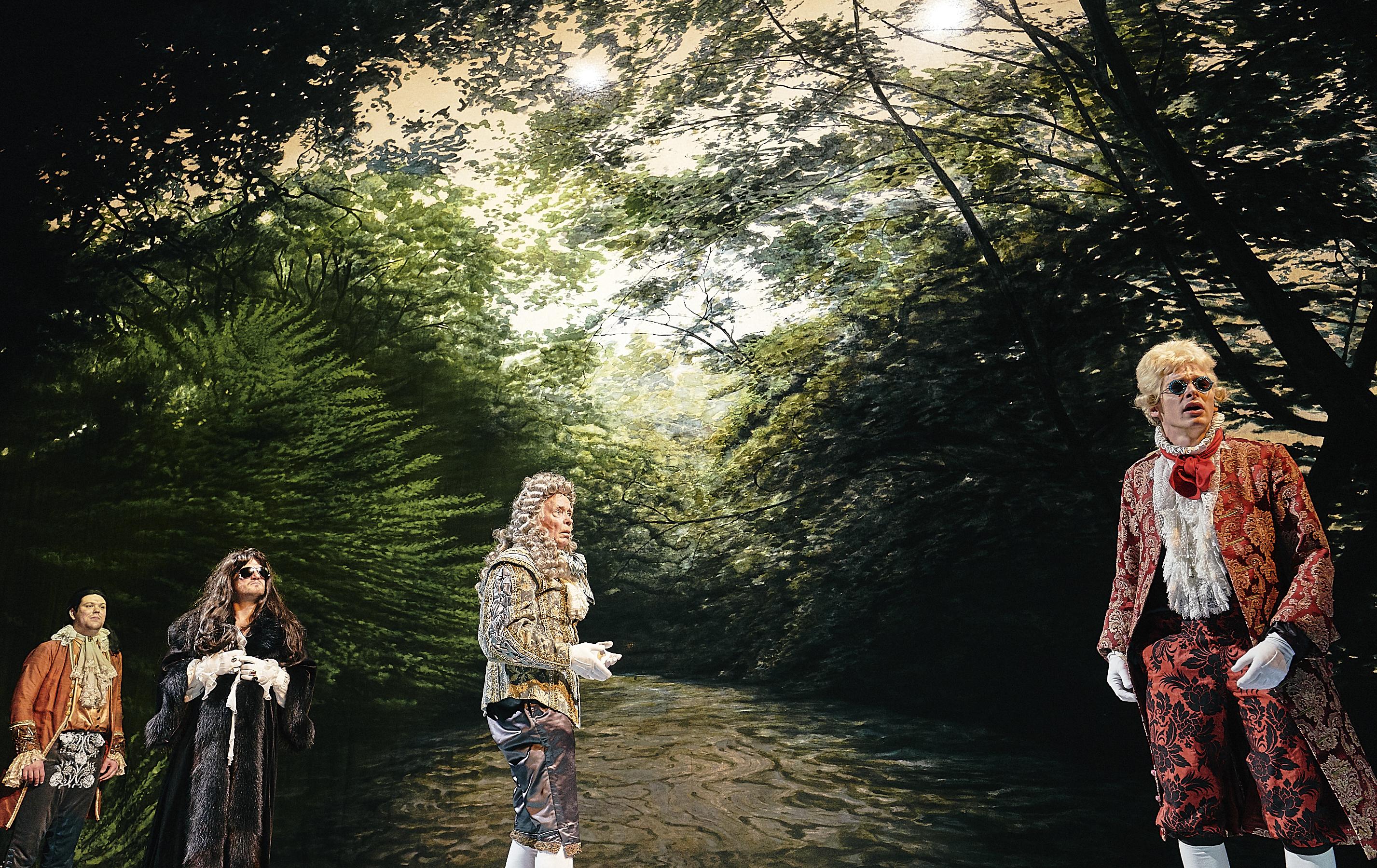 « Don Juan » de Castorf : balade baroque jouissive au plus près du vice