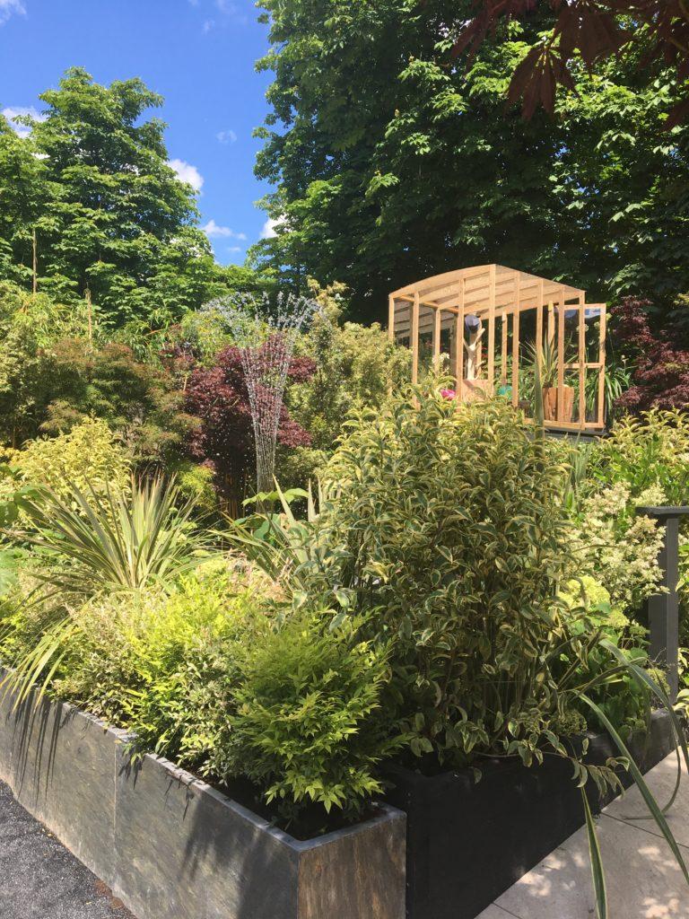 La 16ème édition de Jardins, Jardin aux Tuileries