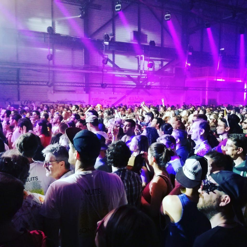 Nuits Sonores : un vendredi très complet