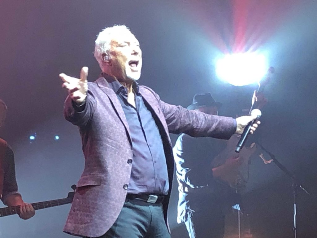 Tom Jones : The Voice enflamme la Salle Pleyel !