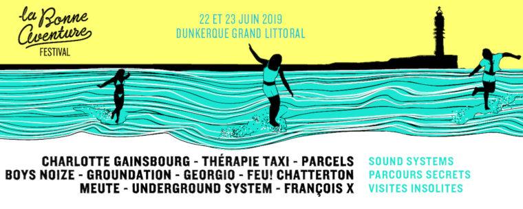 Gagnez 2×2 places pour le Klub du Festival La Bonne Aventure