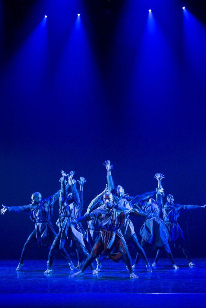 Maqoma déploie son puissant Boléro en ouverture du Festival de Marseille