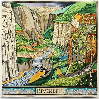 La Cité internationale de la tapisserie tisse Tolkien