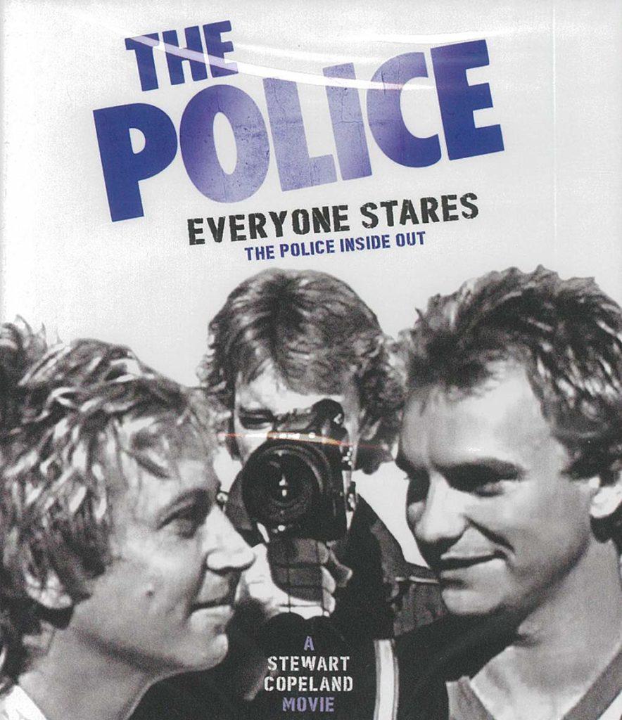Everyone Stares, The Police Inside Out :Le groupe Police vu de l'intérieur!
