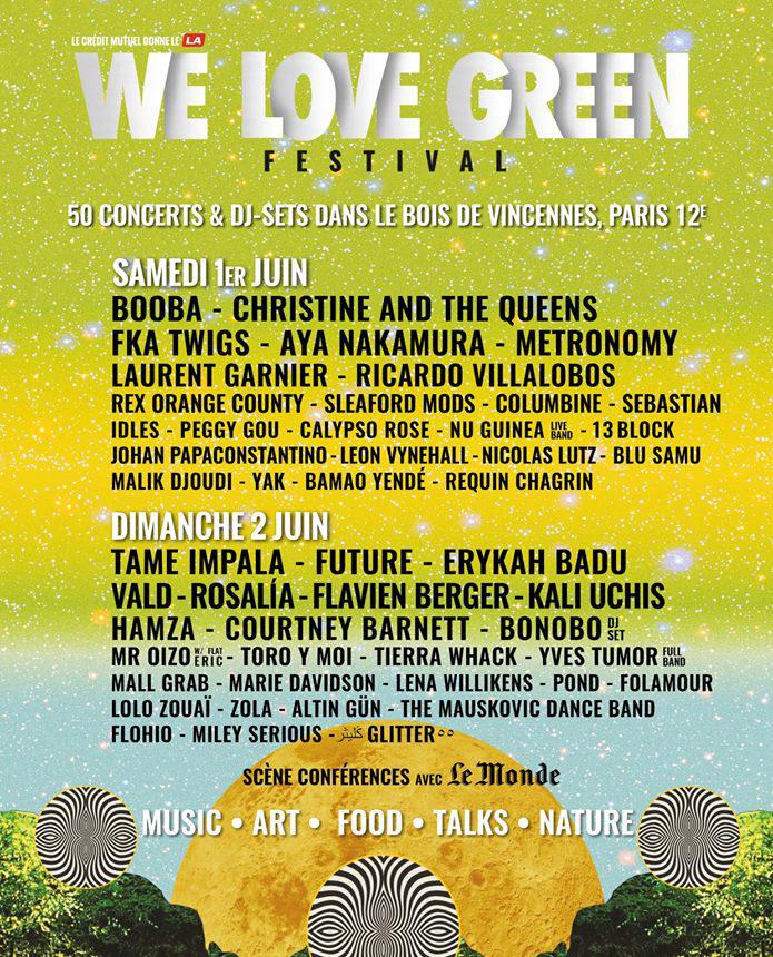 We Love Green, voyage autour du monde