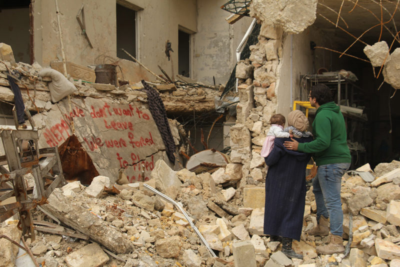 Cannes 2019 : «For Sama», une naissance pendant la guerre civile syrienne