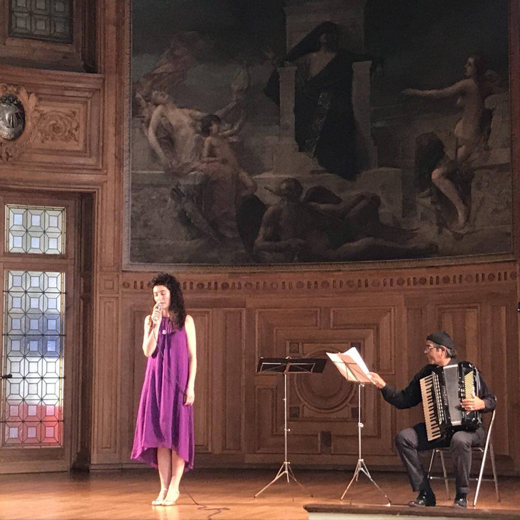 Une fête de la musique hébraïque avec Sofia Falkovitch et Jasko Ramic à la Mairie du 4e