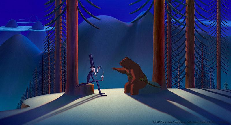 Cannes 2019, Un certain regard : «La Fameuse Invasion des ours en Sicile», splendide film d'animation italien