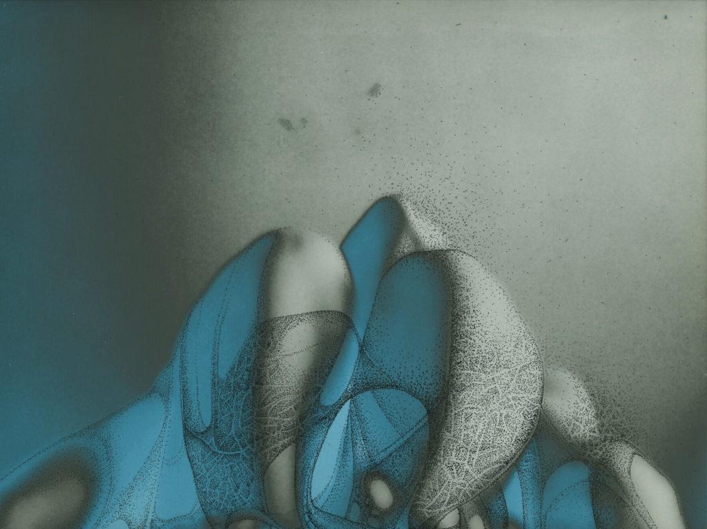 Se souvenir des nébuleuses, des fils d'histoires en dessin et photographie, par Iris Gallarotti et Mélody Seiwert