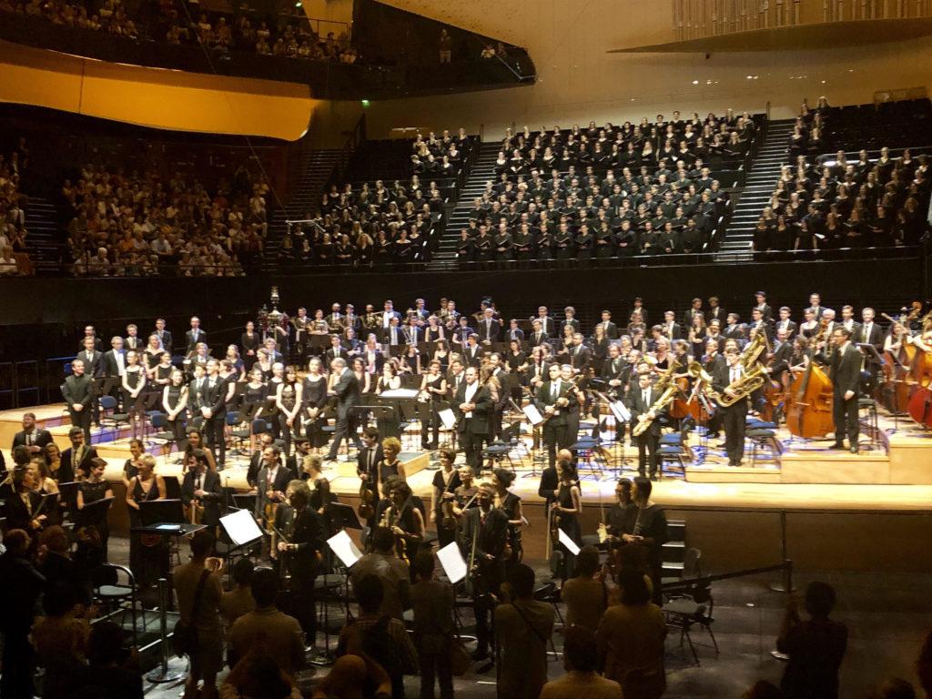 Participatif et gigantesque, un Concert Monstre hors des sentiers battus.