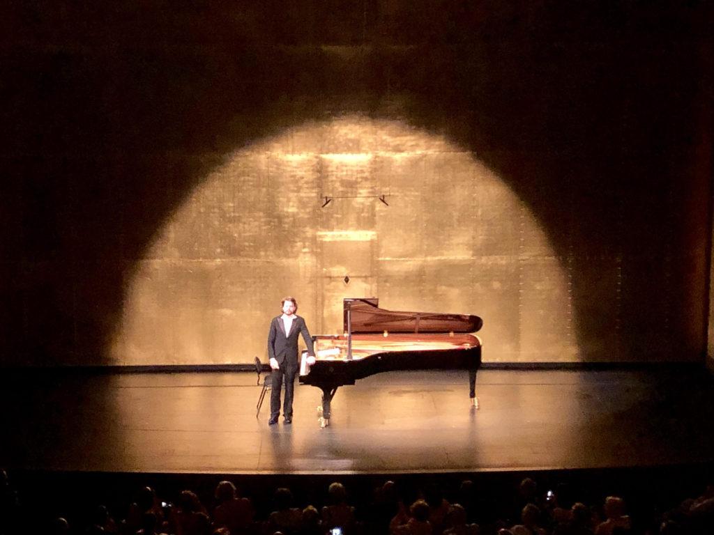 David Fray au TCE s'attaque aux Variations Goldberg
