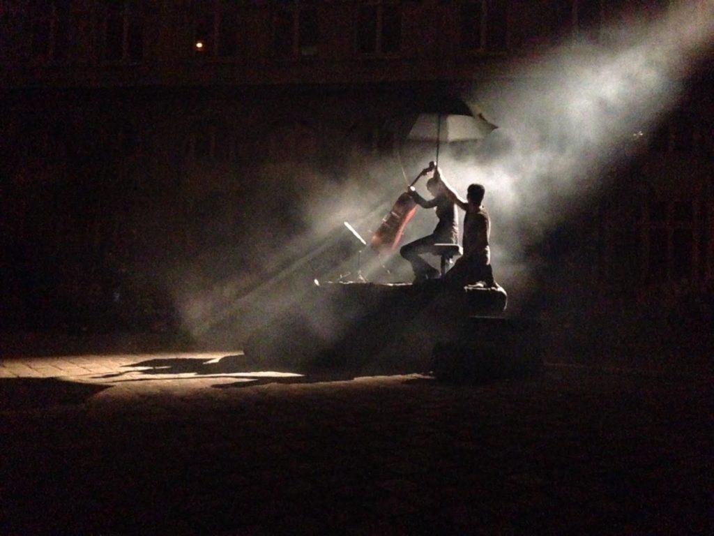 L'opaque «Nuit des Odyssées» de Sonia Wieder-Atherton au Festival d'Avignon