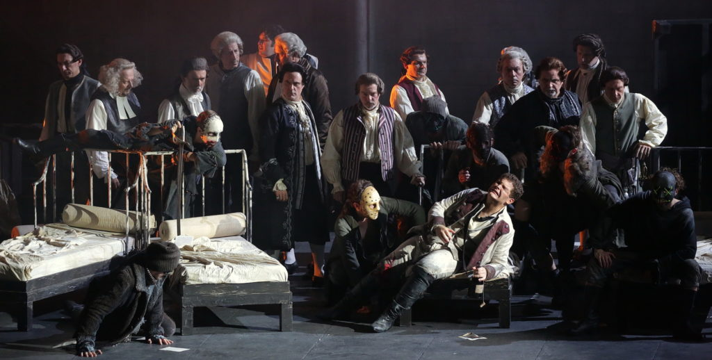 Des brigands, le chaos et un grand chef à la Scala de Milan