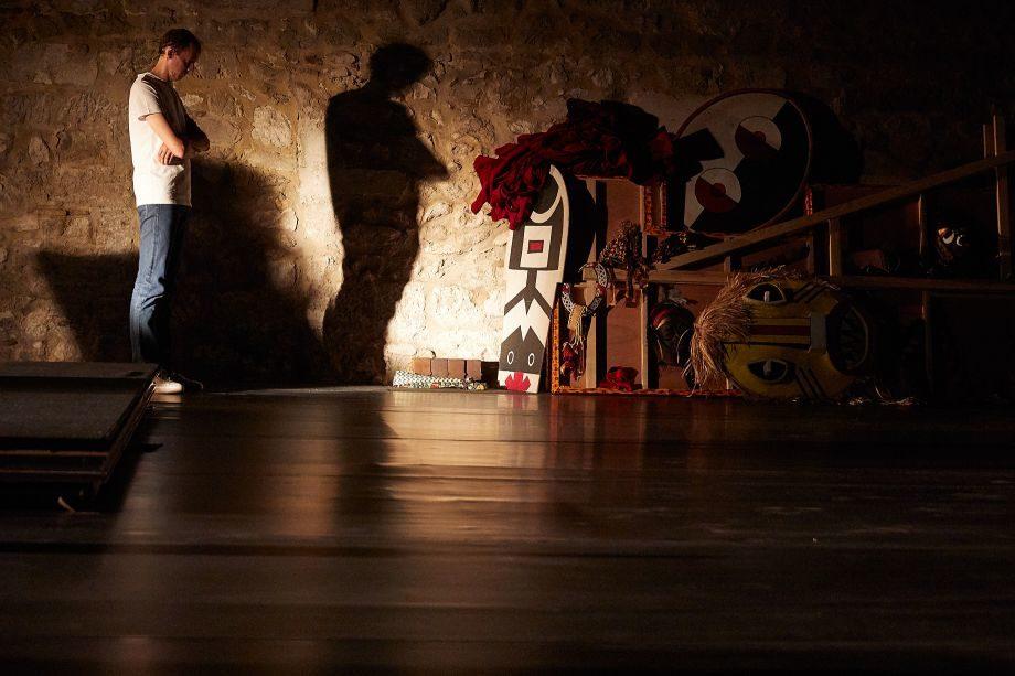 HISTOIRE(S) DU THÉÂTRE II, Faustin Linyekula rate sa reprise au Festival d'Avignon
