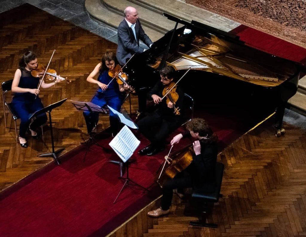 Festival Européen Jeunes Talents à la Cathédrale Sainte-Croix-des-Arméniens