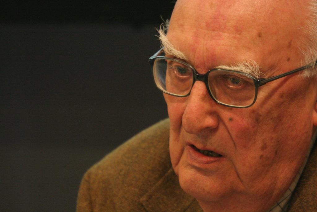 Andrea Camilleri, le pape du polar à l'italienne, s'en est allé