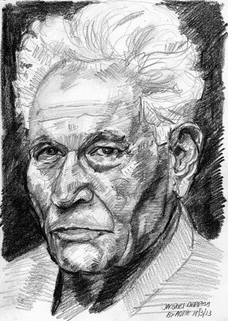 Changement d'éditeur pour le philosophe Jacques Derrida