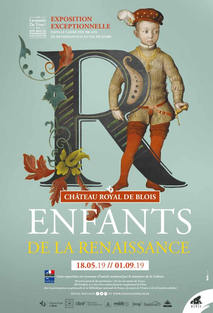 1519-2019: Blois fête la Renaissance et Leonard de Vinci