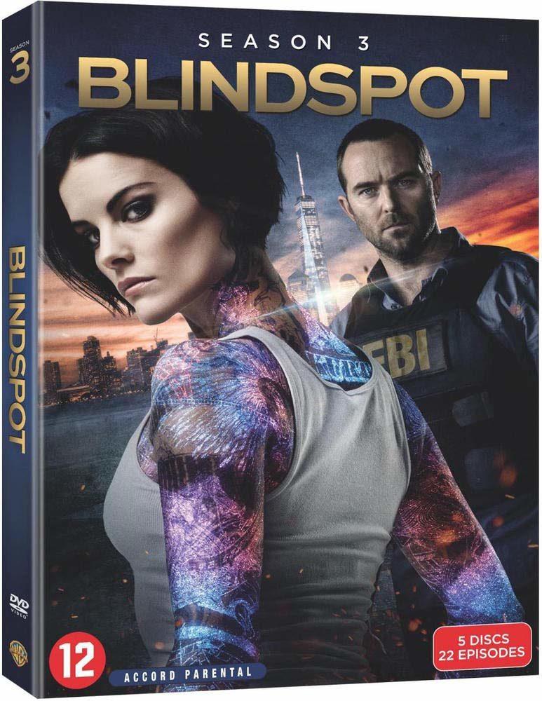 Blindspot Saison 3 : Mémoire et tatouages