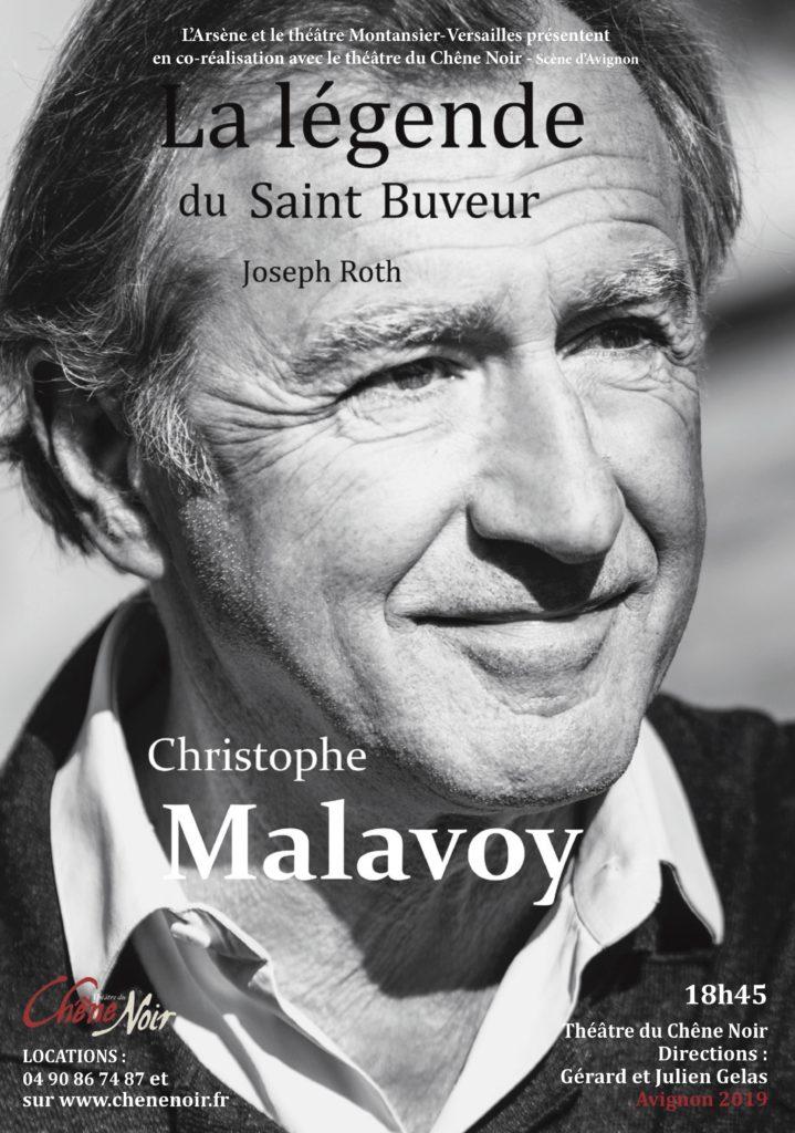 Avignon OFF 2019: «La légende du saint buveur», un conte au charme désuet, pudique et touchant à la fois