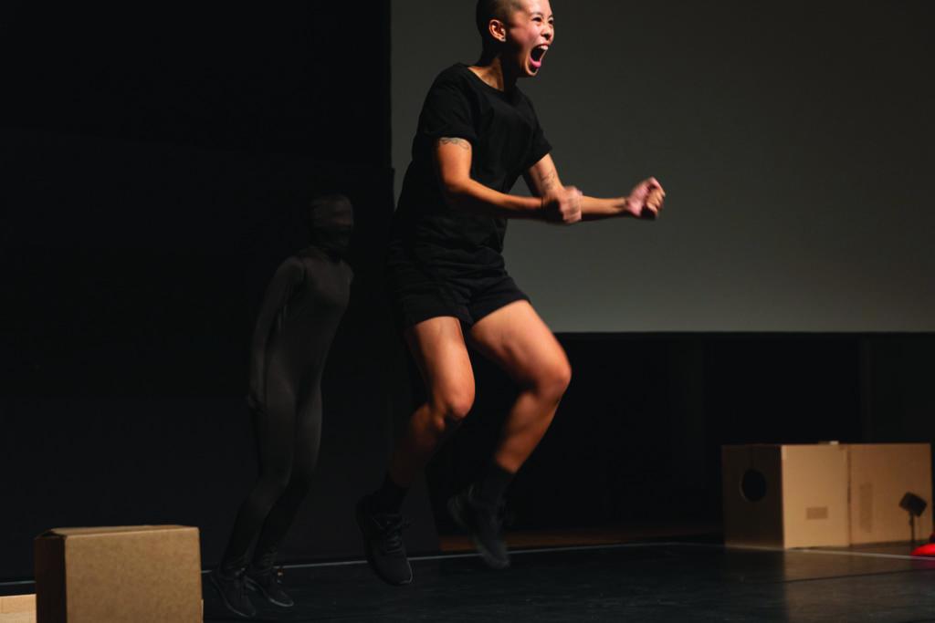 Here&Now, Trân Tran se joue de nous à la Sélection Suisse
