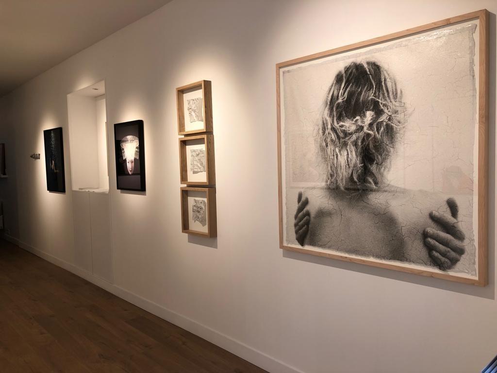 La galerie Ségolène Brossette : work in progress pour ses artistes.