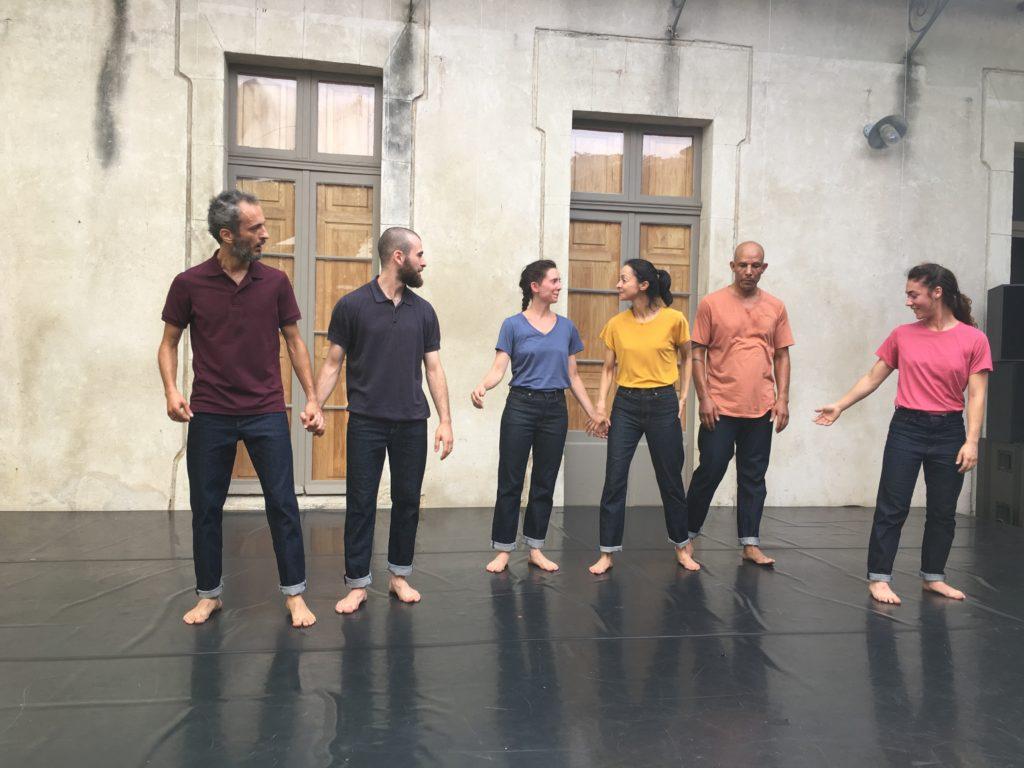 Amala Dianor, Filipe Lourenço et Seydou Boro à la Belle Scène Saint Denis