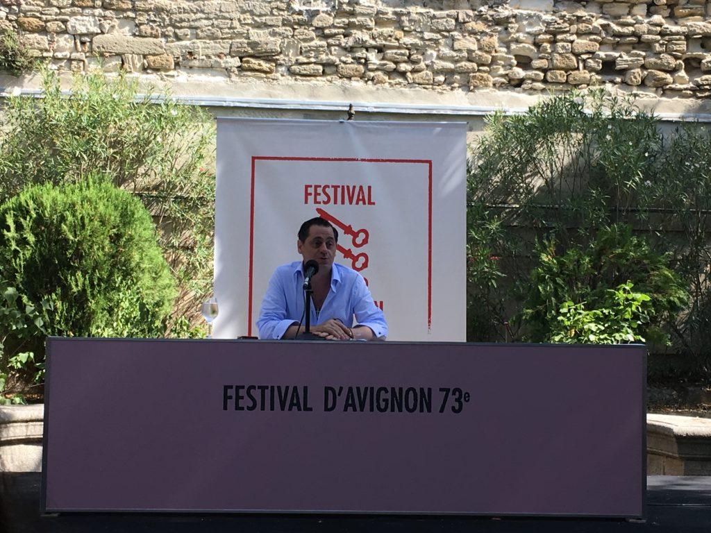 Bilan de la 73e édition du Festival d'Avignon