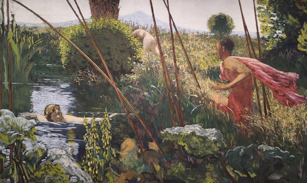 Le grand retour de Ker-Xavier Roussel au musée des impressionnismes de Giverny