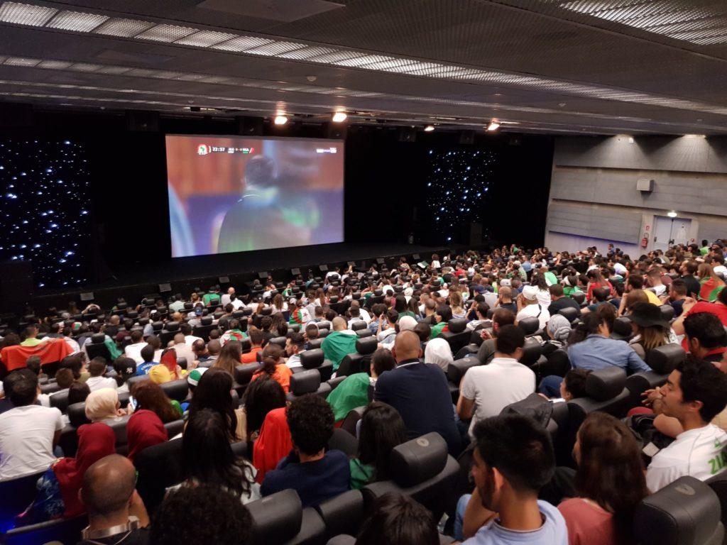 L'Institut du monde arabe, le repère du foot africain