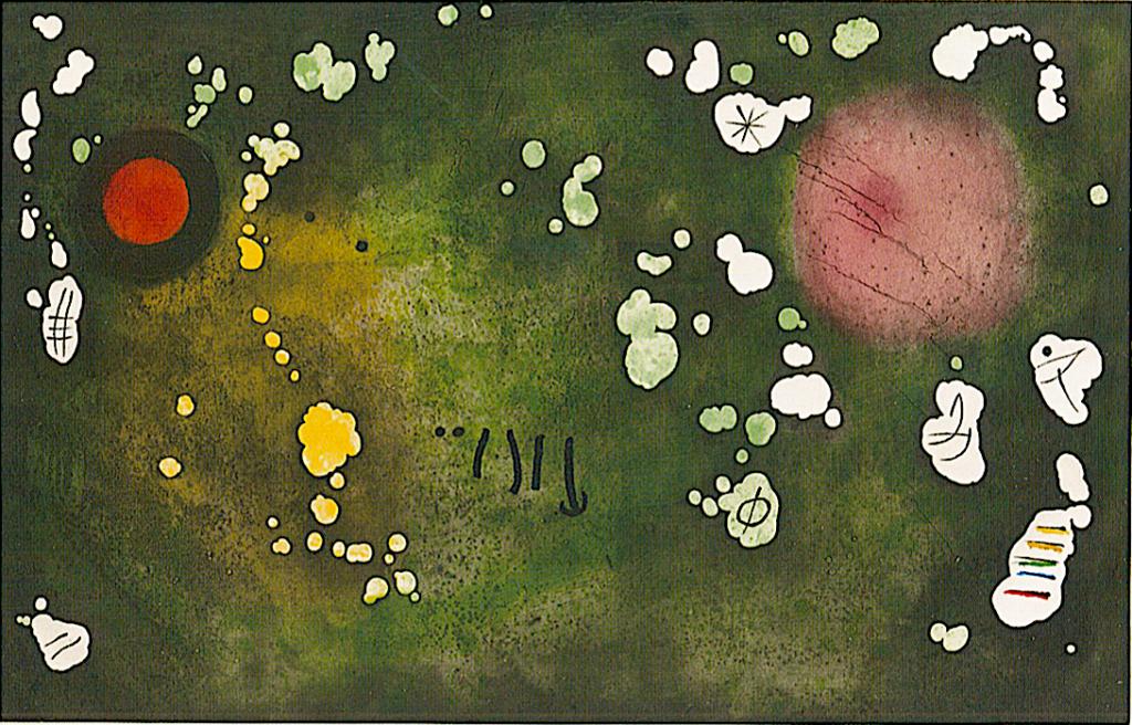 « Joan Miró : Au-delà de la peinture » sonde l'infini du possible à la Fondation Maeght