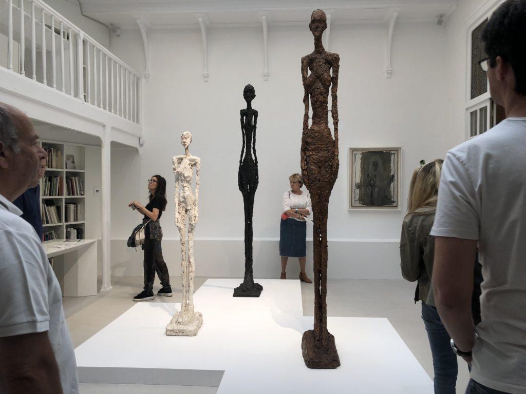 Giacometti : Une vision du nu féminin qui le représente bien