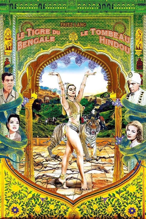 Le diptyque indien haut en couleurs de Fritz Lang à nouveau sur les écrans