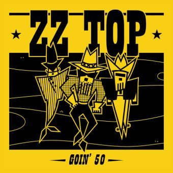 ZZ Top Goin'50 : Cinq décennies de Hits !