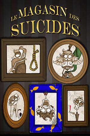 Avignon OFF 2019: «Le Magasin des suicides», une fable absurde, grinçante et irrespectueuse