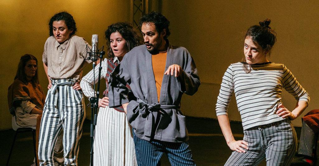 Place de Tamara Al Saadi : une histoire de l'exil au Festival d'Avignon