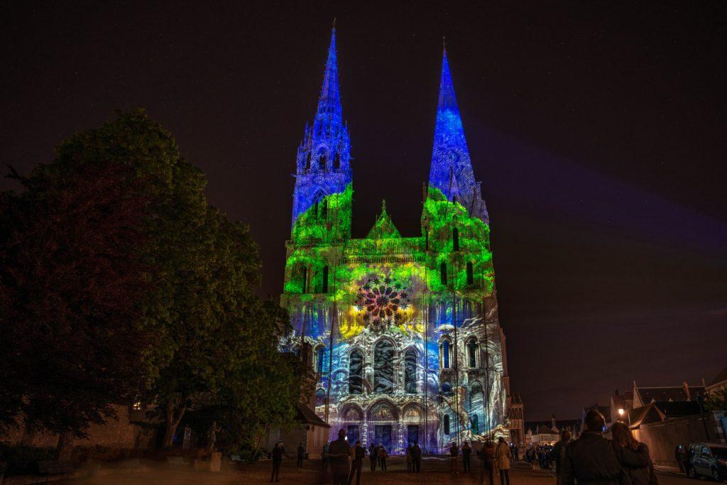 Sorties : Quand Chartres se transforme en Ville-Lumière