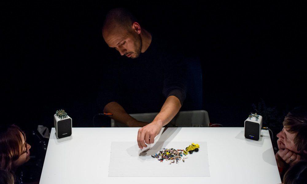 «Mi gran obra», de petites images arrêtées peuvent créer de grands moments de théâtre