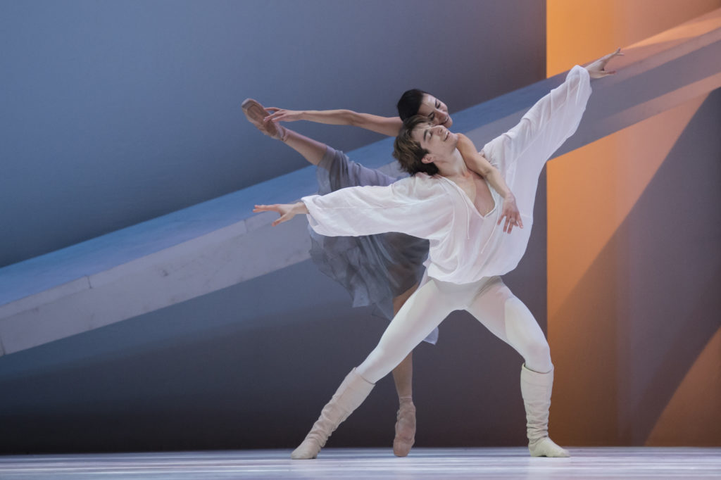 Les Ballets de Monte-Carlo aux Chorégies d'Orange avec « Roméo et Juliette »