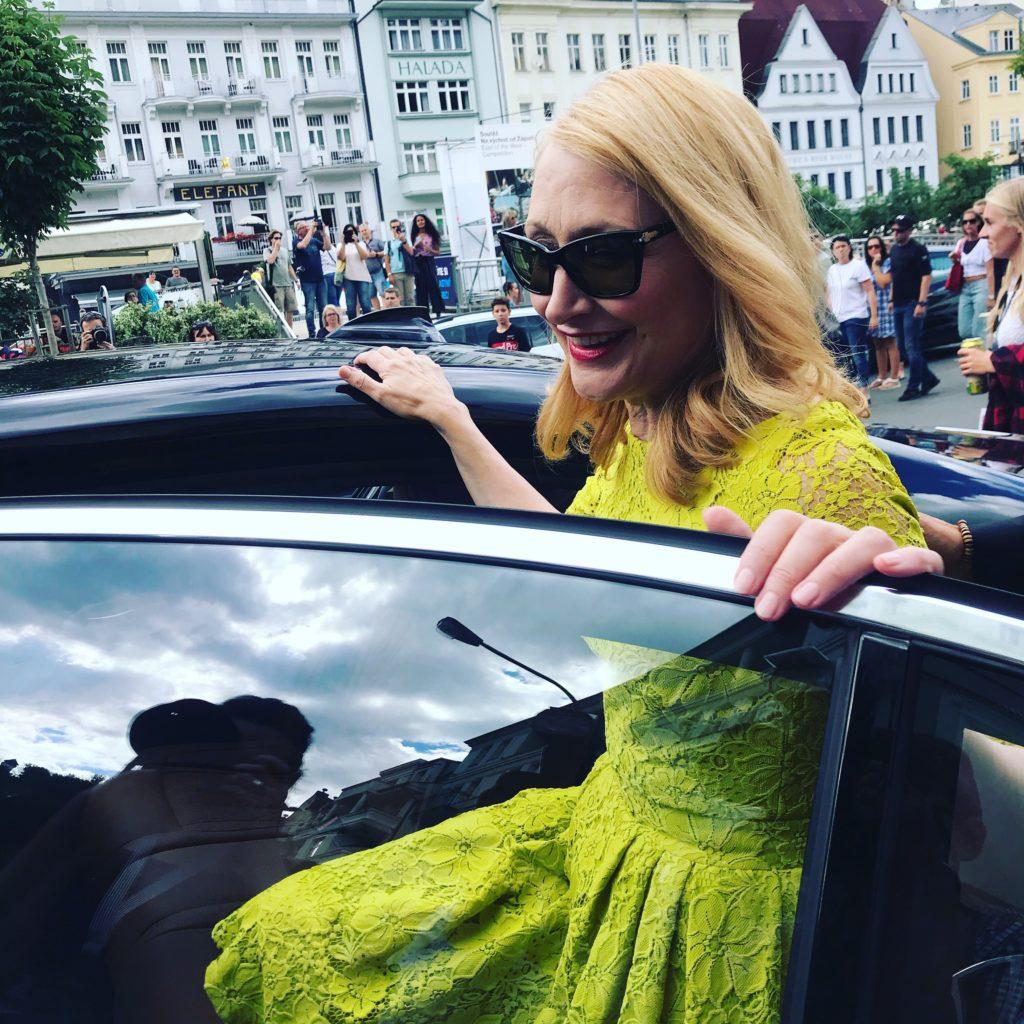 KVIFF: Une fête de cinéma pour le premier jour de Toute La Culture au Festival de Karlovy Vary
