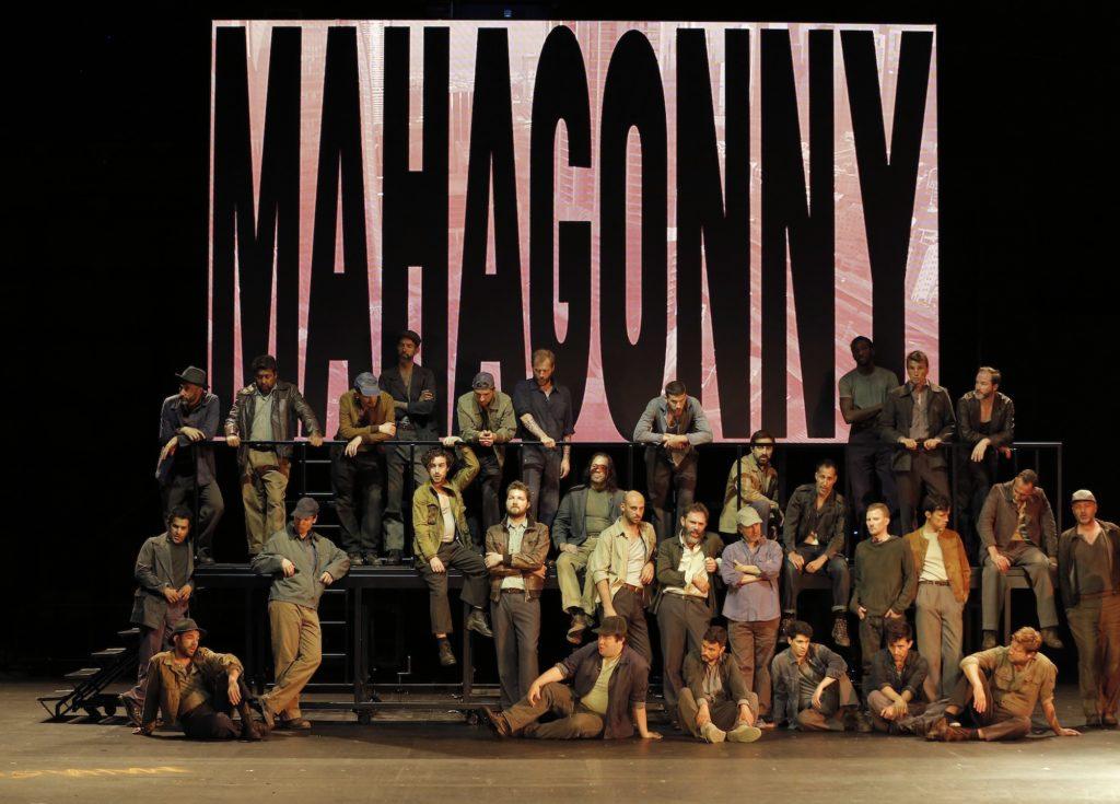 Grandeur et décadence de la ville de Mahagonny : Berlin 1930 – Aix 2019