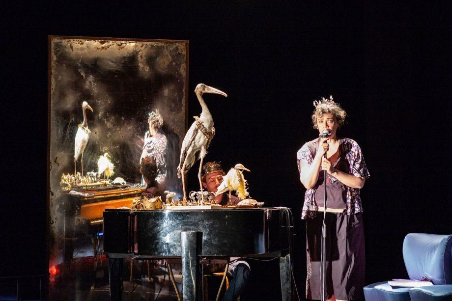 Avignon 2019 : «Lewis versus Alice» d'après Lewis Carroll par Macha Makeïeff à La FabricA