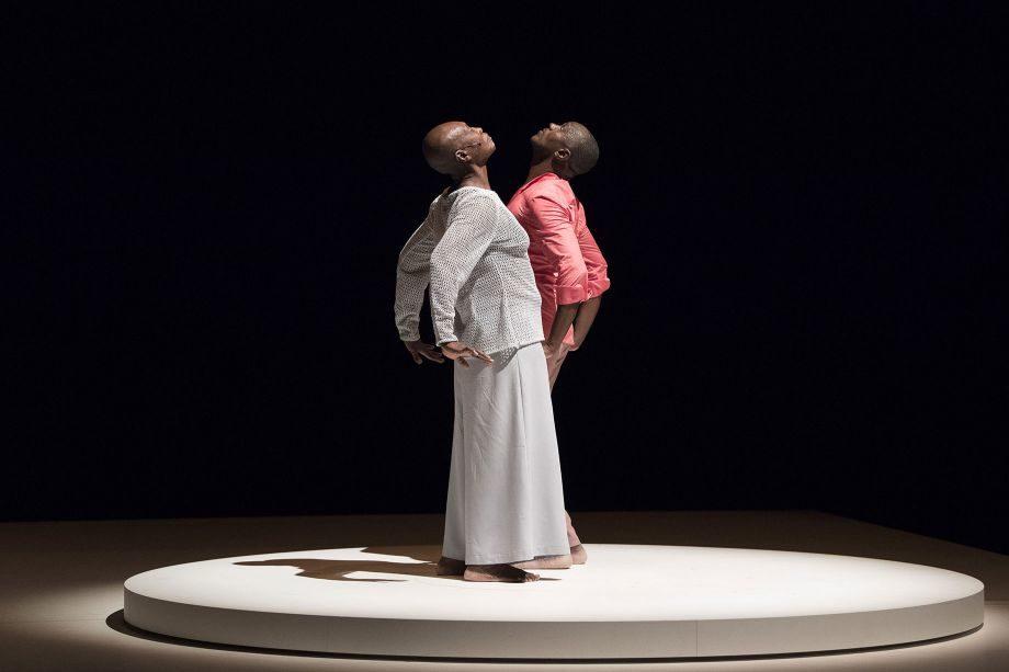 « Multiple-s », un spectacle du danseur burkinabé Salia Sanou