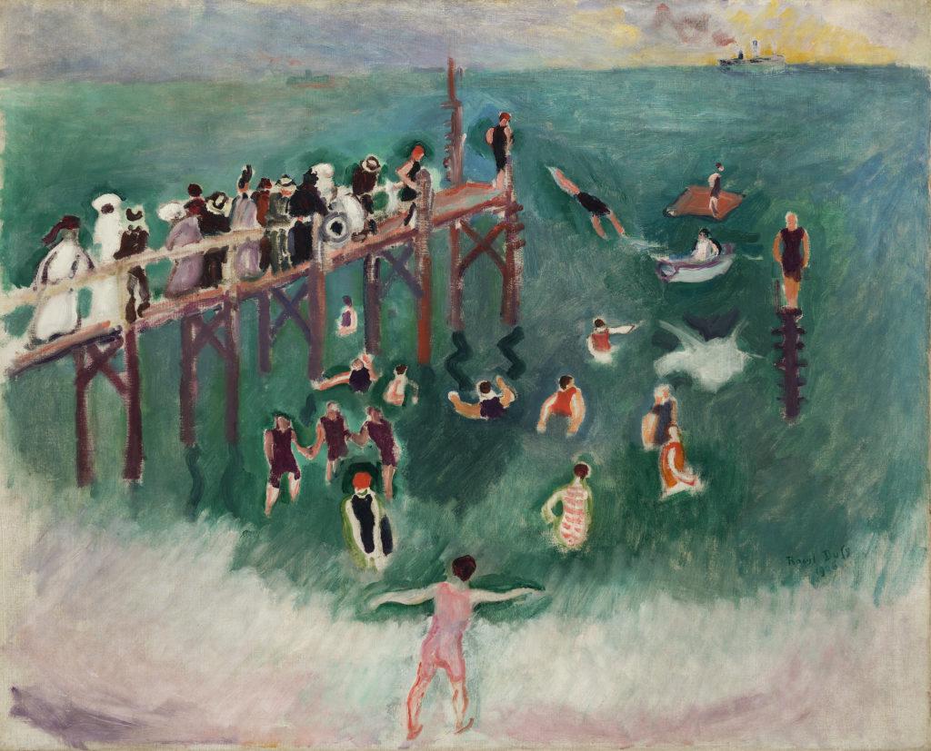 Annette Haudiquet et Marie Bazire nous parlent de l'exposition Raoul Dufy au MuMa