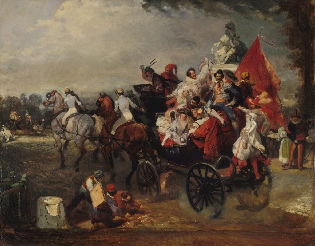 « Paris romantique, 1815-1848 », la plus séduisante des expositions sur la plus séduisante époque de l'histoire de Paris.