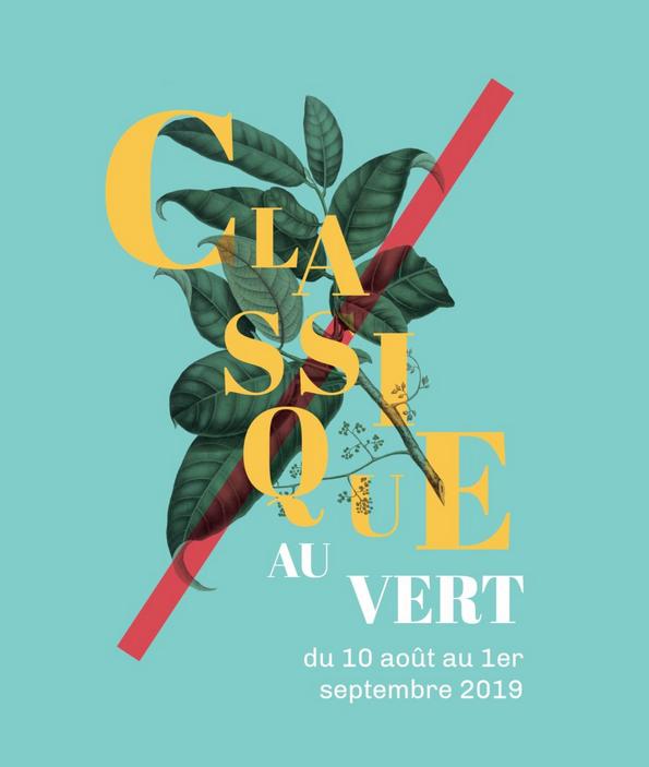 Playlist du Festival Classique au Vert