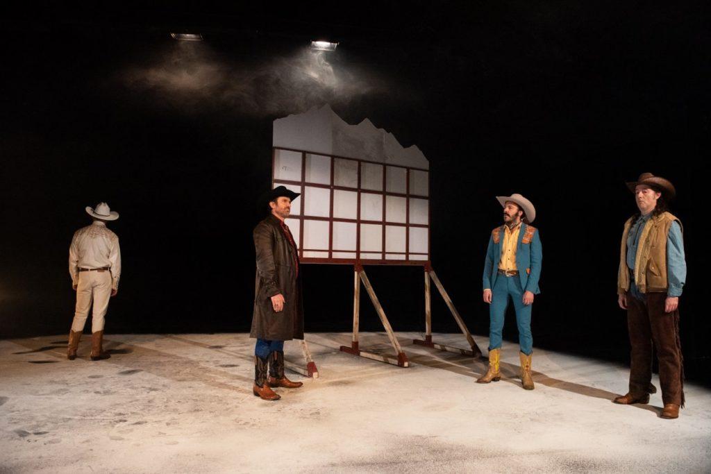 La Mousson d'Été accueille l'hilarante pièce belge DESPERADO